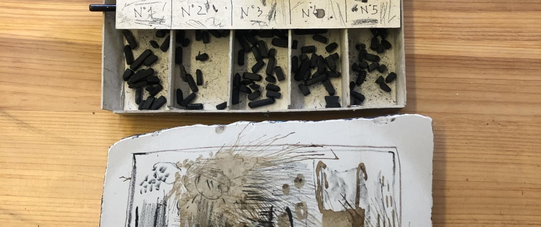 Proces izrade litografije